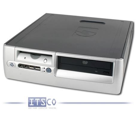 HP Compaq Business Desktop D530