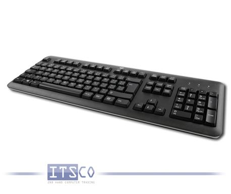 Tastatur HP KU-1156 US-Englisch QWERTY 105 Tasten USB-Anschluss Neu & OVP