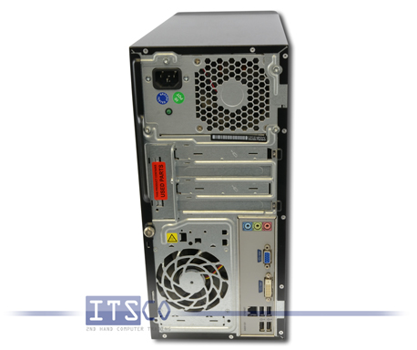 PC HP Pro 3400 MT Intel Core i3-2120 2x 3.3GHz
