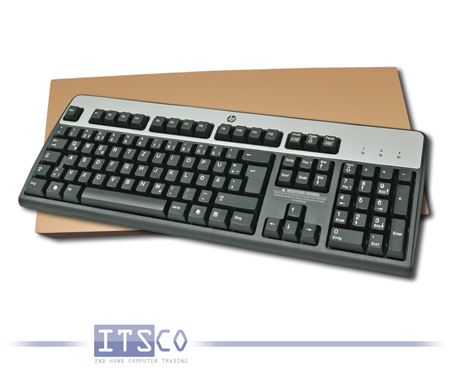 Tastatur HP KB-0316 PS/2 NEU & OVP