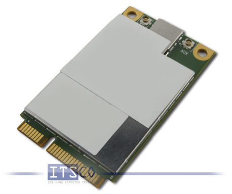 Lenovo Gobi 2000 Mobile Broadband WWAN 3G GPS PCIe MiniCard