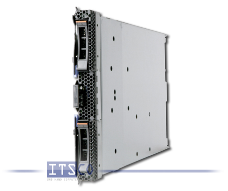 SERVER IBM BLADESERVER HS22 2x Intel Quad-Core XEON E5504 4x 2GHz 7870