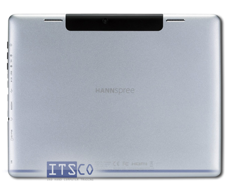 Tablet Hannspree Hannspad HSG1274 ARM Cortex-A5 Dual-Core 2x 1.2GHz SN97T41W