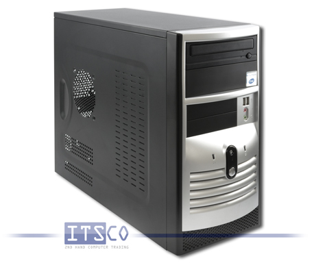 PC Hyundai ITMC Pentino Business AMD Athlon 64 X2 4450e