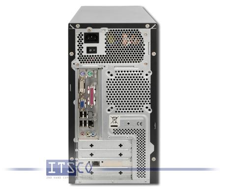 PC Hyundai ITMC Pentino Business AMD Athlon 64 X2 4450e