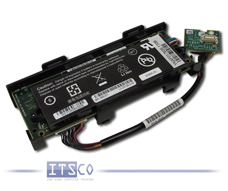 Fujitsu Siemens LSI Battery Backup Unit inkl. Einbaurahmen