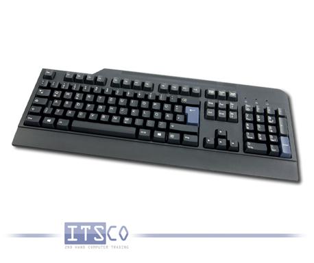 Tastatur IBM/Lenovo SK-8820 / KB-0225 PS/2-Anschluss Schwarz Deutsch