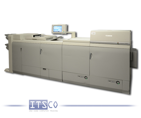 Canon imagePRESS C6011 Digitaler Produktionsdruck in Farbe inkl. imagePRESS Server A1300