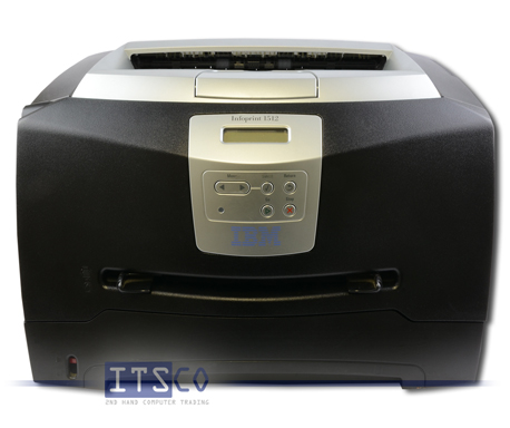 Laserdrucker IBM Infoprint 1512N