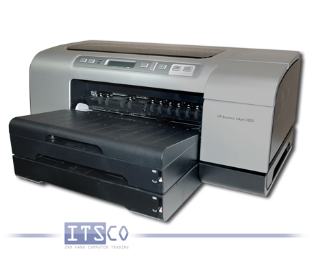 Farbtintenstrahldrucker HP Business Inkjet 2800