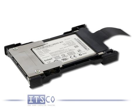 "Solid State Disk Intel 1,8"" SATA SSD 80GB Lenovo FRU: 41W0524 inkl. Einbaurahmen"