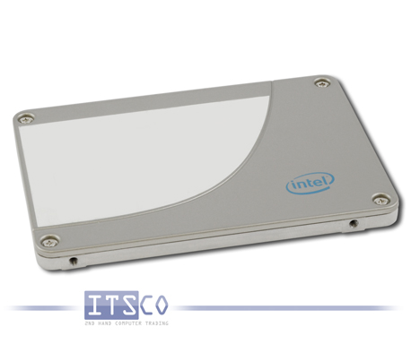"Solid State Disk Intel SATA SSD 80GB 2,5"" HP P/N: 583512-001"