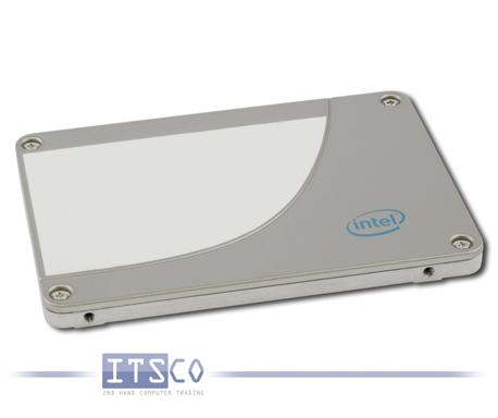 "Solid State Disk Intel SATA SSD 80GB 2,5"" HP P/N: 583512-001"