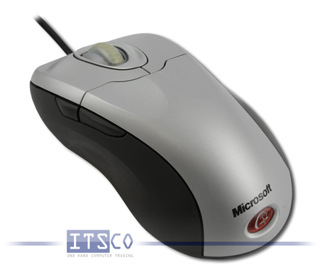 Maus Microsoft IntelliMouse Explorer 4.0 5 Tasten Scrollrad USB