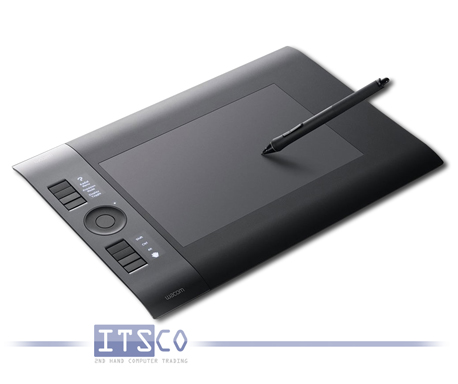Wacom intuos4 M A5 Wide Tablett PTK-640