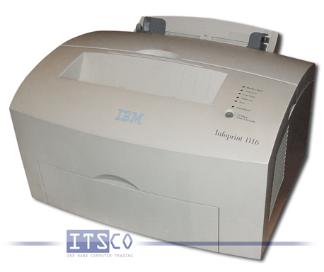 Laserdrucker IBM InfoPrint 1116