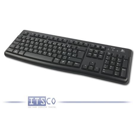 Tastatur Logitech K120 USB-Anschluss