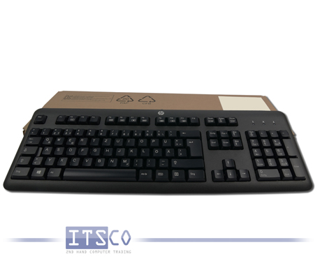 Tastatur HP KB-1156 USB NEU & OVP