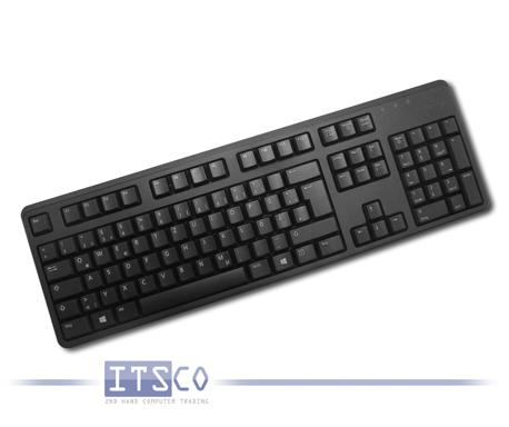 Tastatur Dell SK-8175 schwarz USB Anschluss