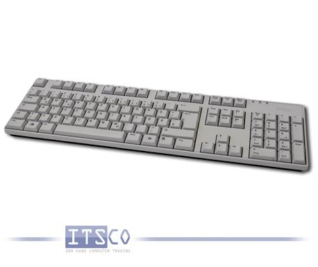 Tastatur DELL SK-8175 grau USB Anschluss