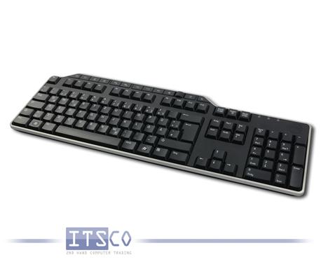 Tastatur Dell KB522 USB-Anschluss