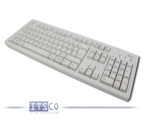 Tastatur Fujitsu KB SC USB D hellgrau USB Anschluss