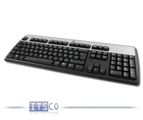 10x Tastatur HP KU-0316 USB Anschluss Belgisch Clavier Belge AZERTY