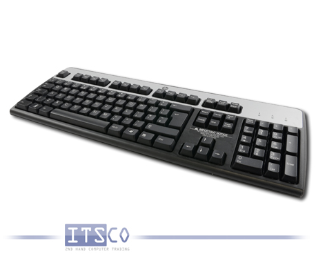 10x Tastatur HP KB-0316 PS/2-Anschluss UK-Englisch Keyboard UK English QWERTY
