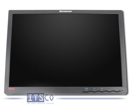 """19"""" TFT Monitor Lenovo ThinkVision L193p 4431 ohne Standfuß"""
