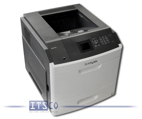 Laserdrucker Lexmark MS810n