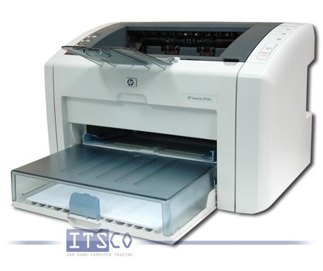 Laserdrucker HP LaserJet 1022