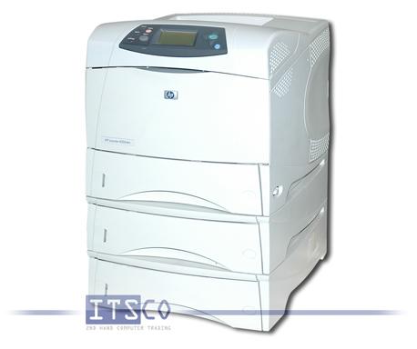 Laserdrucker HP LaserJet 4350dtn Duplexeinheit