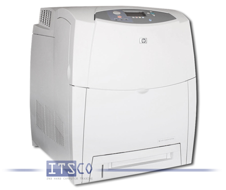 Drucker HP Color LaserJet 4600