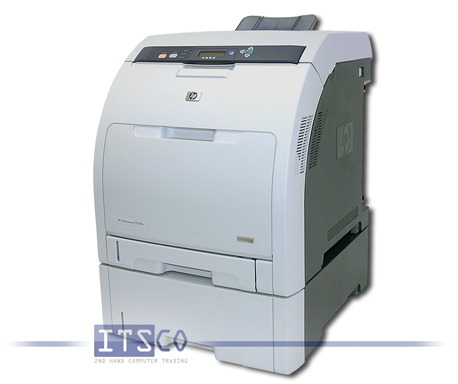 Farblaserdrucker HP Color LaserJet CP3505x