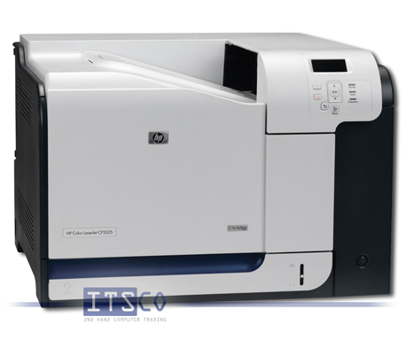 Farblaserdrucker HP Color LaserJet CP3525n
