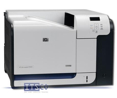 Farblaserdrucker HP Color LaserJet CP3525dn