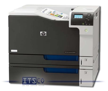 Farblaserdrucker HP Color LaserJet CP5525n unbenutzt