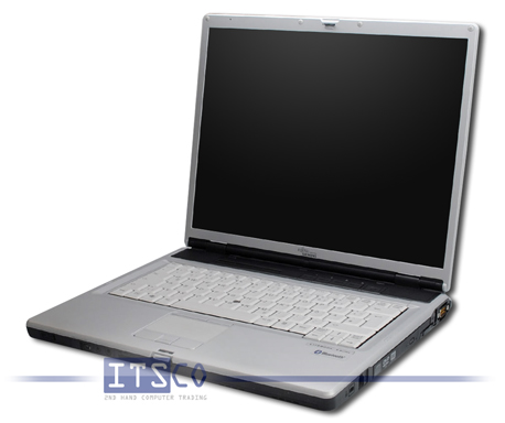 Notebook Fujitsu Siemens Lifebook E8110 Intel Core Solo T1300 1.66GHz Centrino Duo