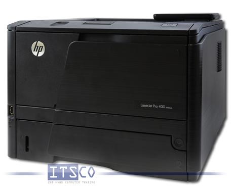 Drucker HP LaserJet Pro 400 M401dn