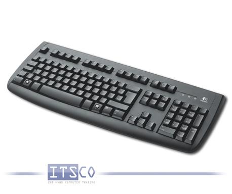 Tastatur Logitech Deluxe 250 Keyboard