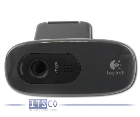 HD Webcam Logitech C270 1280x720 integriertes Mikrofon USB2.0