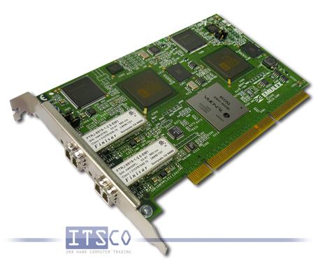 Netzwerkkarte Emulex LP9802DC 2GB Dualport Fibre Channel PCI-X