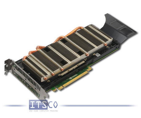 GPU Nvidia Tesla M2070Q PCI-Express x16