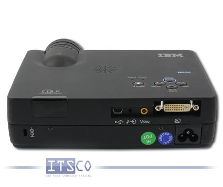 BEAMER IBM M400 DL- PROJEKTOR 1024x768 XGA