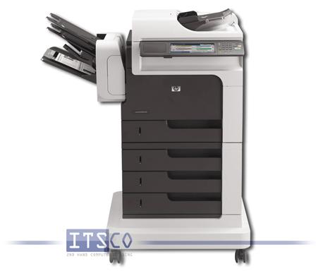 Laserdrucker HP LaserJet Enterprise M4555fskm MFP Drucken Scannen Faxen Kopieren