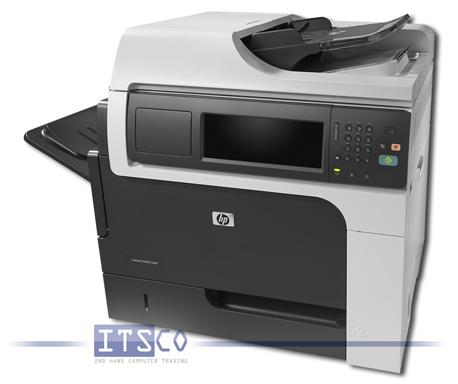 Laserdrucker HP LaserJet Enterprise M4555 MFP Drucken Scannen Faxen Kopieren
