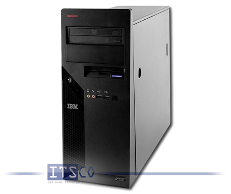 Workstation IBM Intellistation M Pro Intel Core 2 Duo E6600 2x 2.4GHz 9229