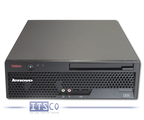 PC Lenovo ThinkCentre M57p Intel Core 2 Duo E6550 2x 2.33GHz USFF 9162