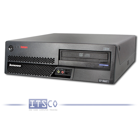 PC Lenovo ThinkCentre M55 Intel Core 2 Duo E4300 2x 1.8GHz 6486