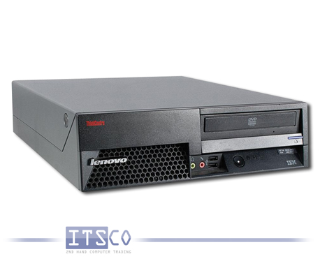 PC Lenovo ThinkCentre M55 Intel Core 2 Duo E4300 2x 1.8GHz 6488